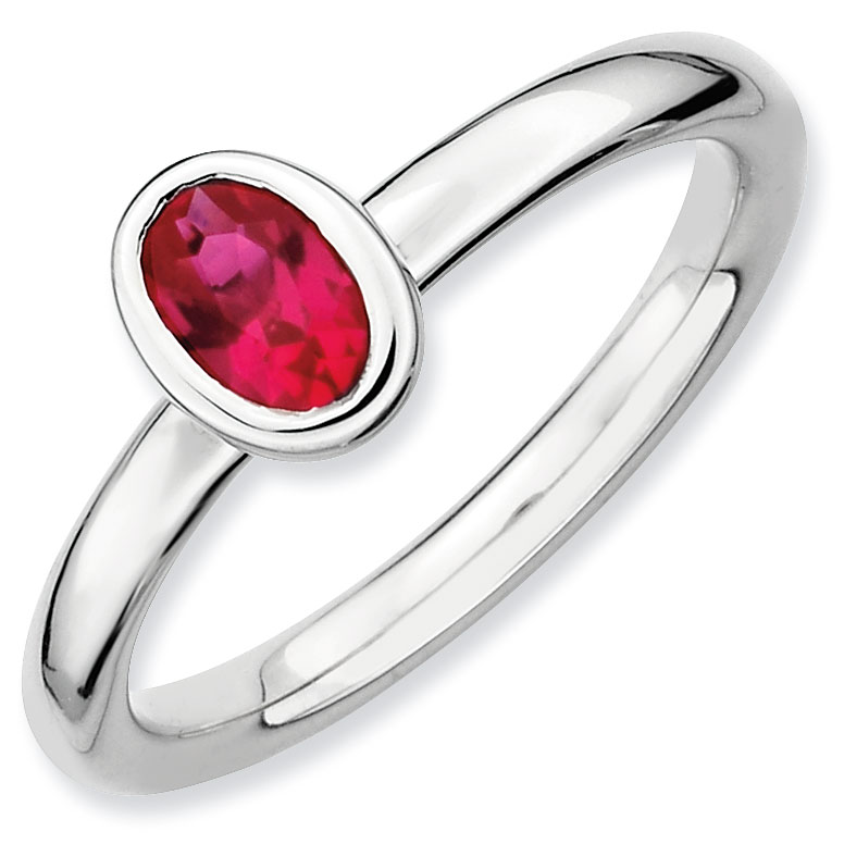 ruby stack ring