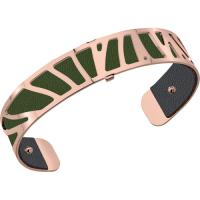 les georgettes perroquet rose gold bracelet